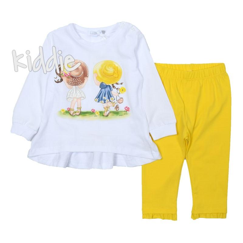 Бебешки комплект Lollitop Малки кокетки за момиче