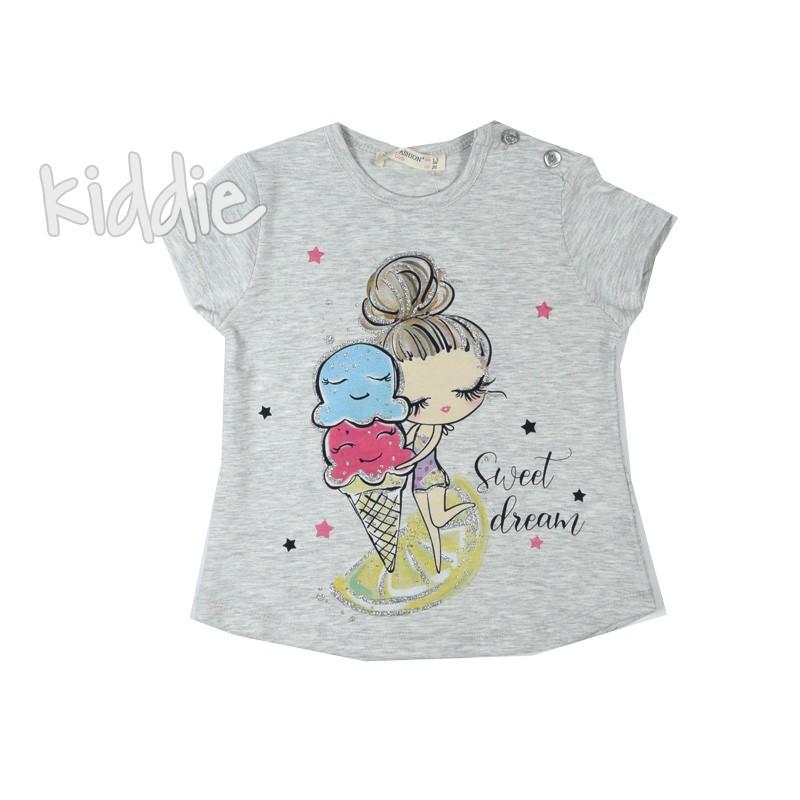 Детска тениска за момиче Sweet Dream POP Fashion