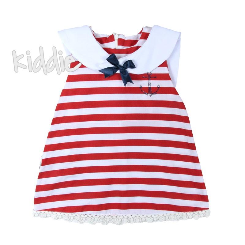 Бебешка рокля Bebemania