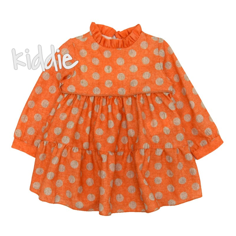 Бебешка рокля на точки, Cikoby