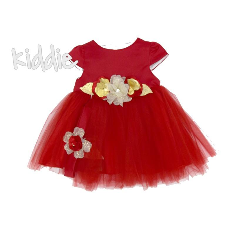 Бебешка рокля Eray kids с панделка