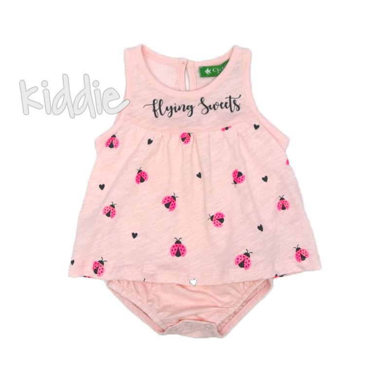 Бебешко боди-рокля Cichlid