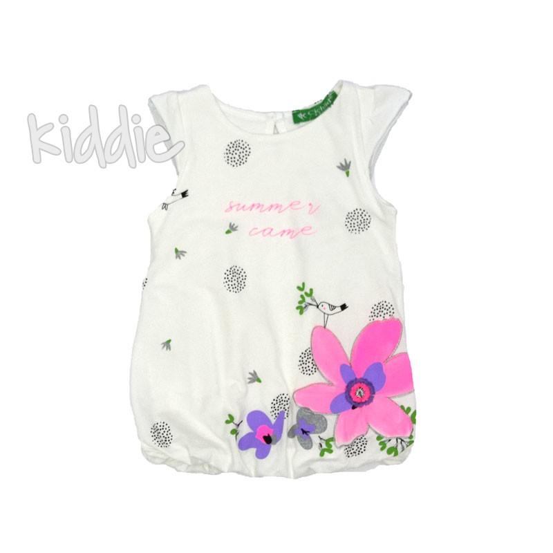 Бебешка рокля Summer Came Cichlid