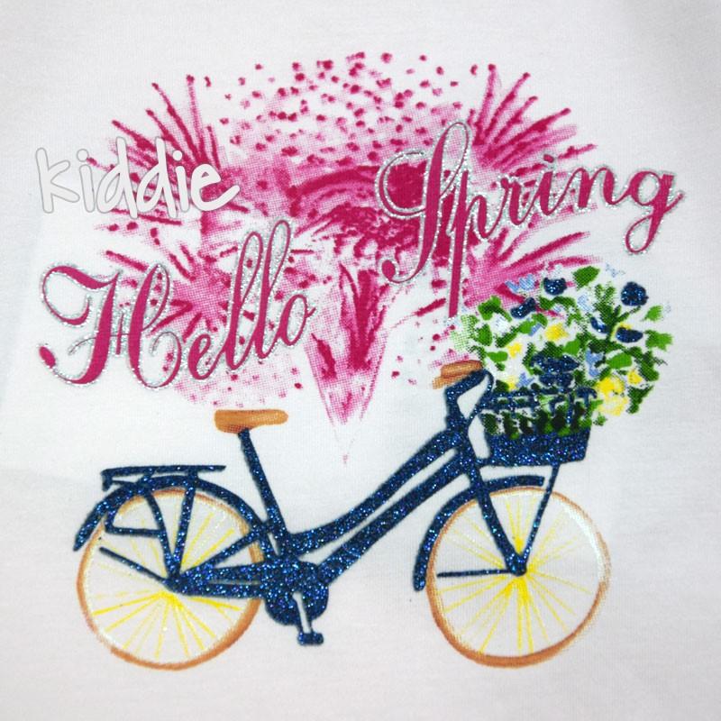 Бебешки комплект Hello Spring Ativo за момиче