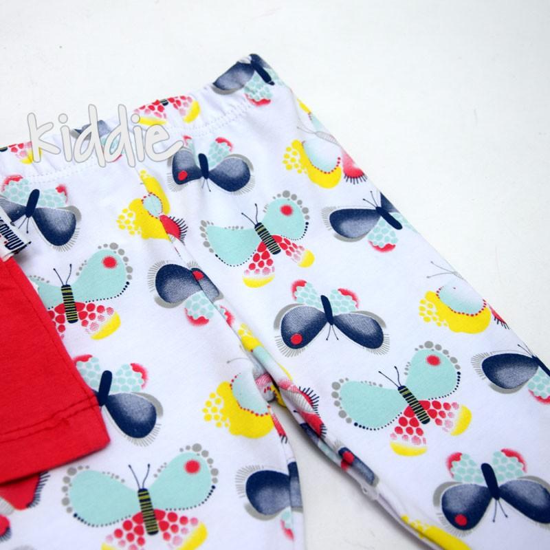 Бебешки комплект Miniworld Пеперуда