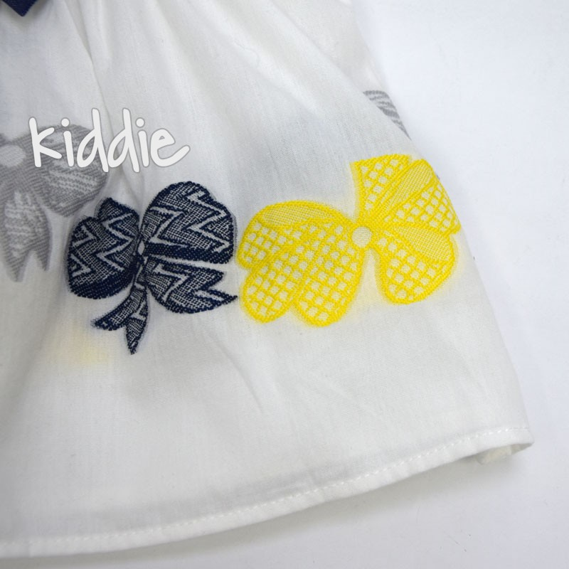 Бебешки комплект Ecoo Kids за момиче