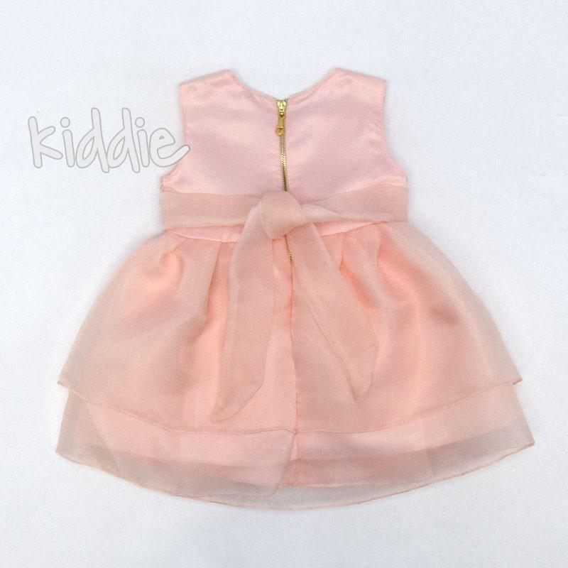 Бебешка рокля Ativo с панделка