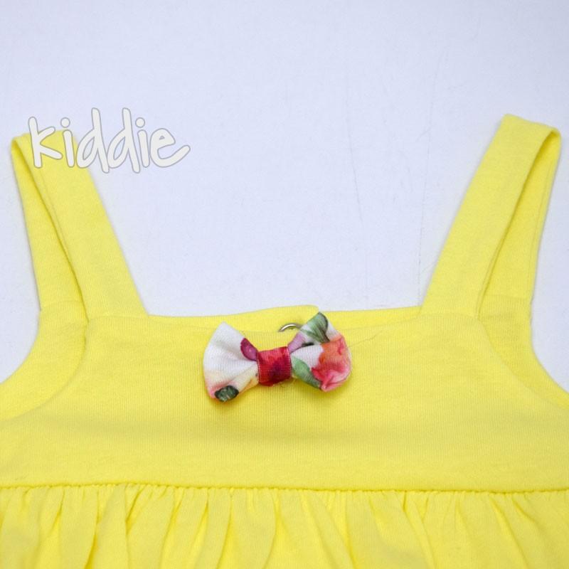 Бебешки комплект Bebico с памперс гащи за момиче