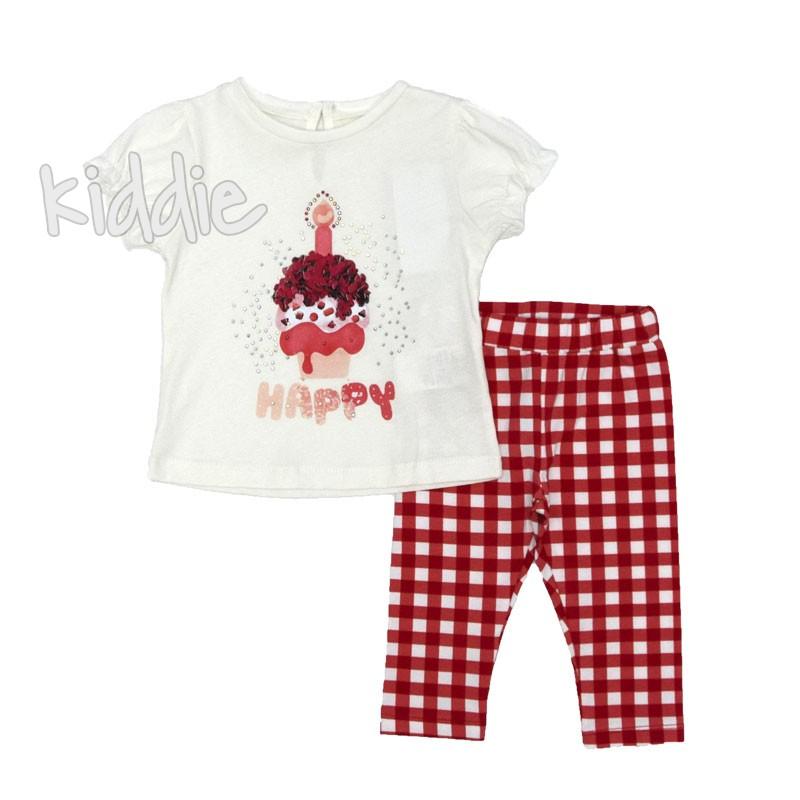 Бебешки комплект Happy, Cikoby за момиче