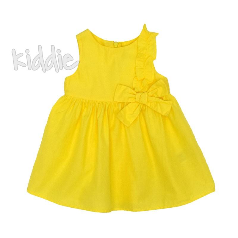 Бебешка рокля Cikoby без ръкав