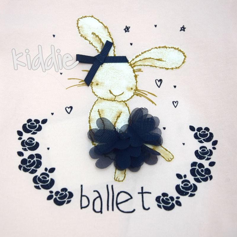 Бебешки комплект Ballet за момиче