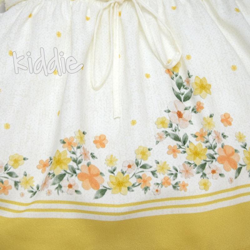 Бебешка рокля Moonstar Мече в чаша