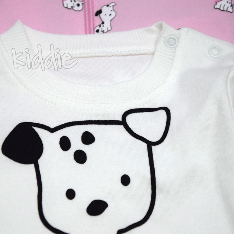 Бебешки комплект Baby Hi за момиче