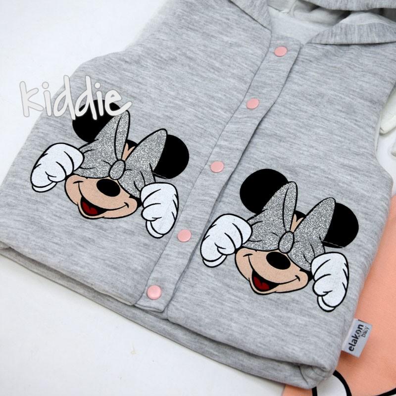 Бебешки комплект Мини Маус Elakon Baby за момиче