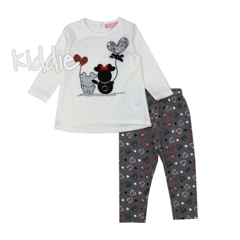 Бебешки комплект Luisa Chic за момиче