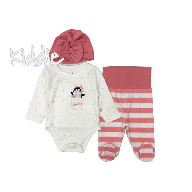Бебешки комплект For My Baby за момиче