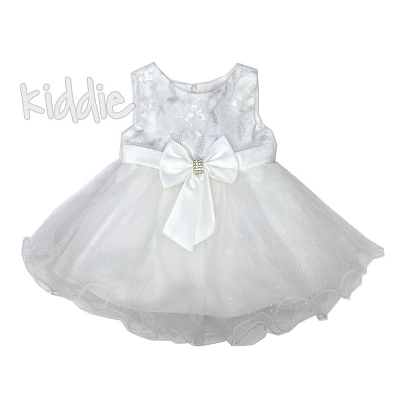 Бебешка рокля Pretty Baby с колан