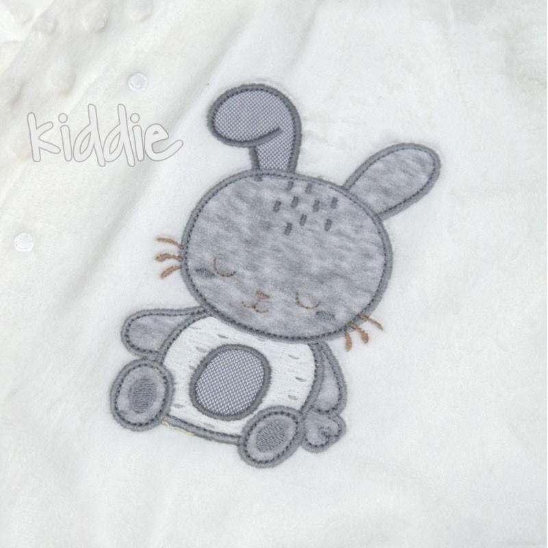 Бебешки гащеризон Mymio Зайче унисекс