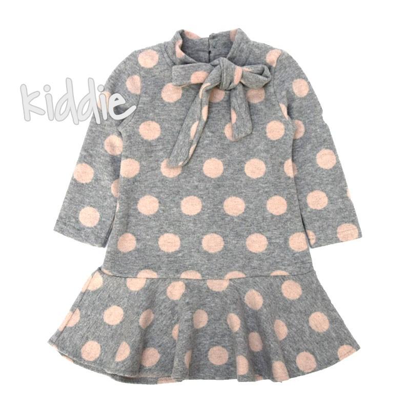 Детска рокля Lilax на точки