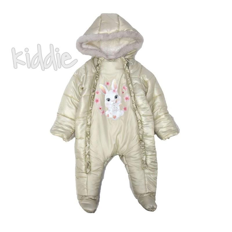 Бебешки космонавт Mini Bombili за момиче