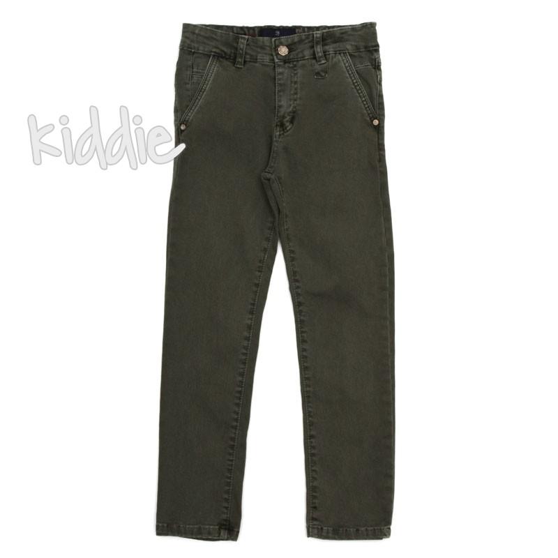 Панталон за момче с италиански джоб, Small gang