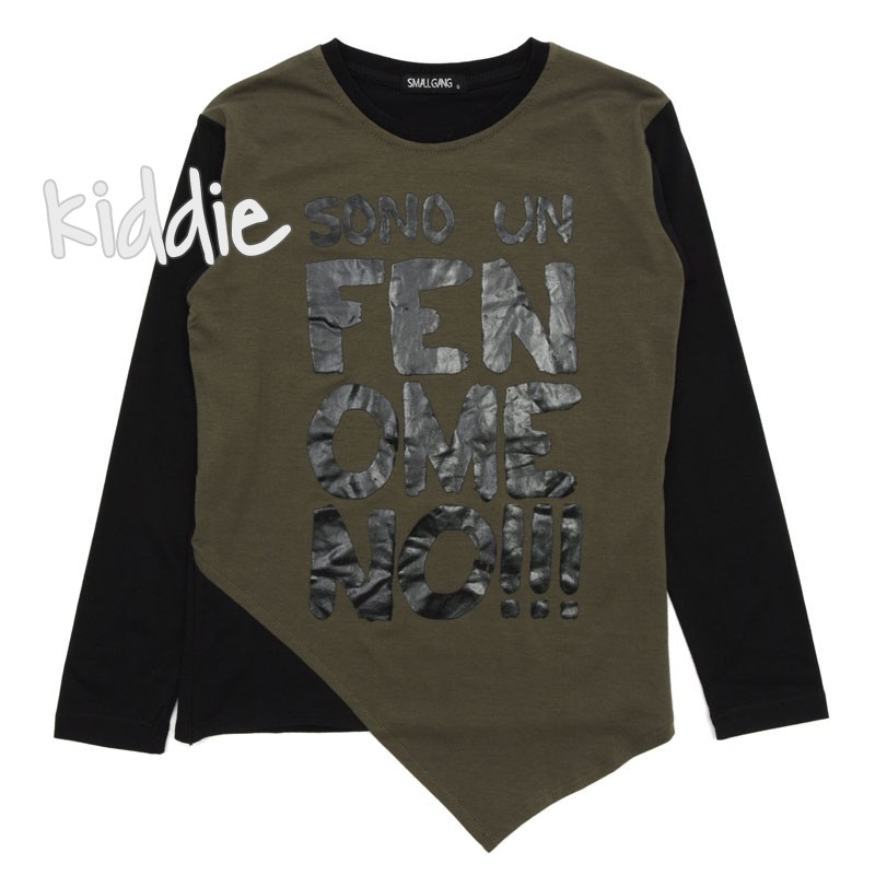 Детска блуза Fen ome no, Small gang