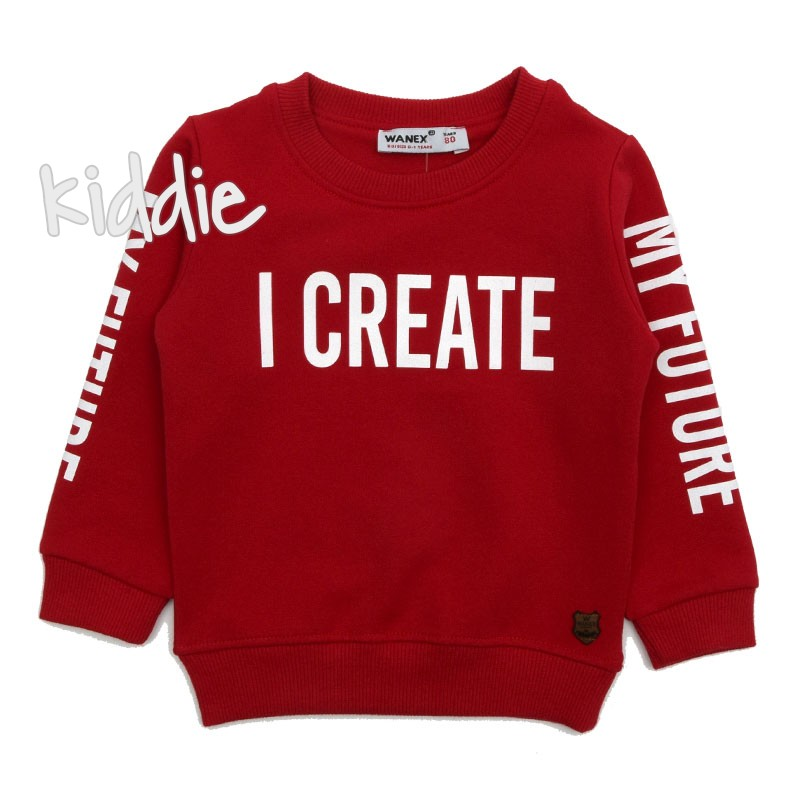 Детска блуза I create Wanex за момче