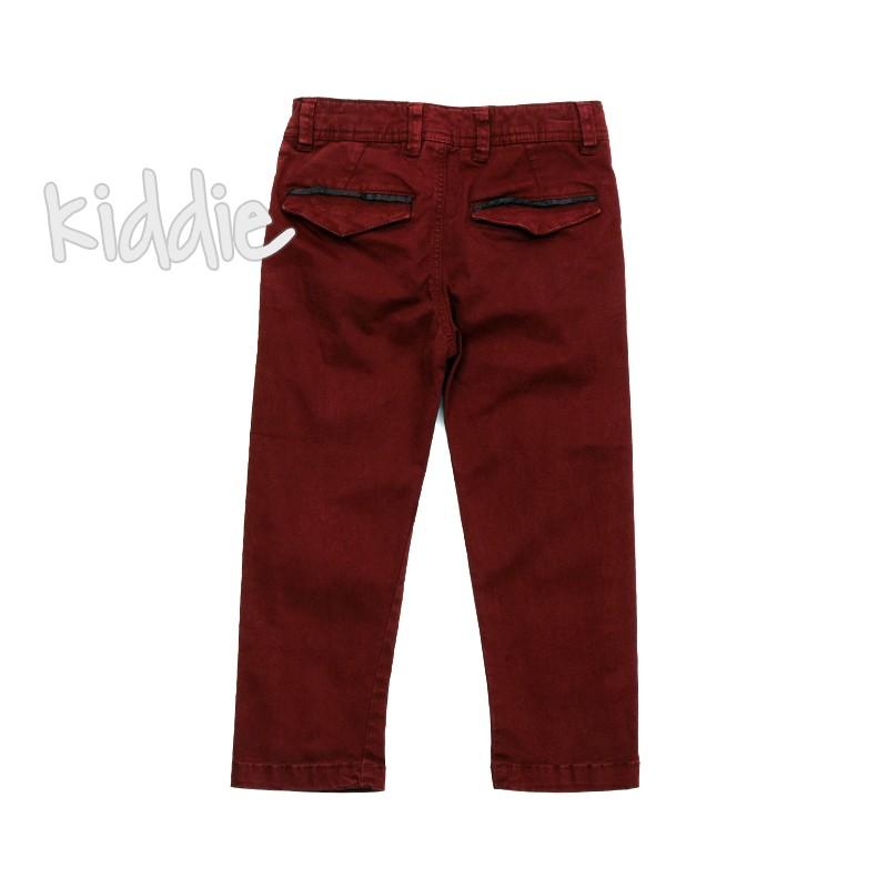 Детски панталон за момче с италиански джоб Small gang