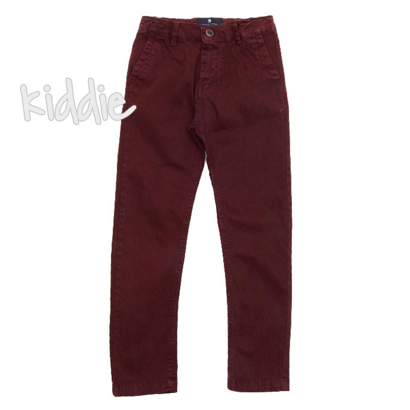 Детски елегантен панталон за момче Small gang