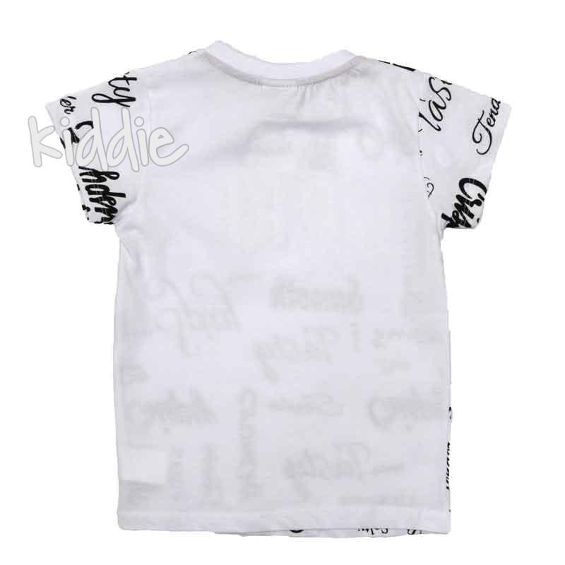 Детска тениска Greet, Busen за момче