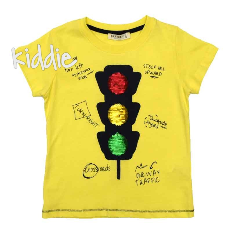 Детска тениска Breeze за момче