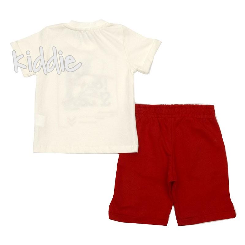 Детски комплект Cap Breeze за момче