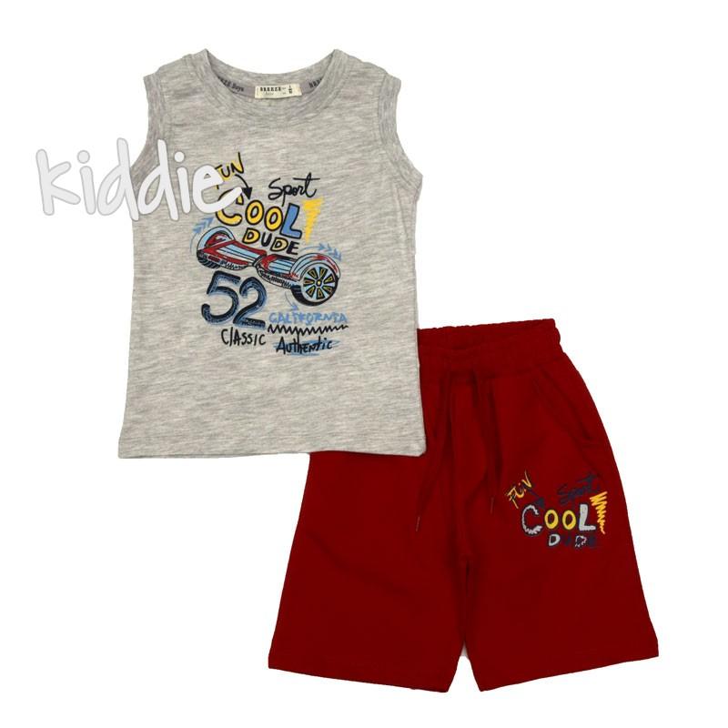 Детски комплект Cool Dude, Breeze за момче