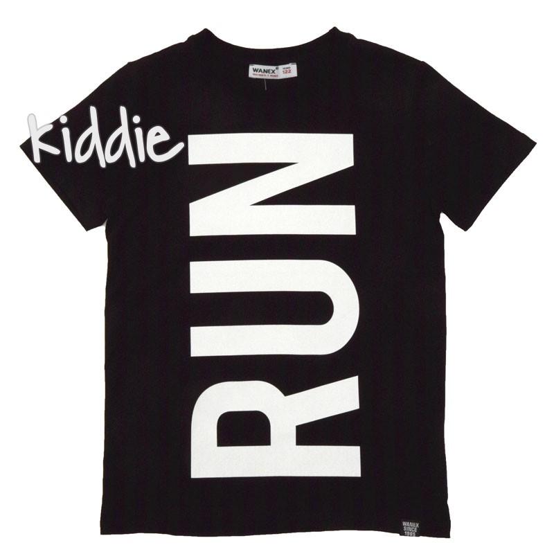 Детска тениска Run, Wanex за момче
