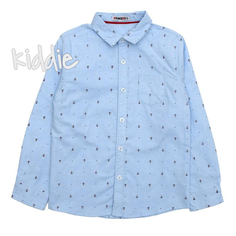 Детска риза Brum Beby за момче