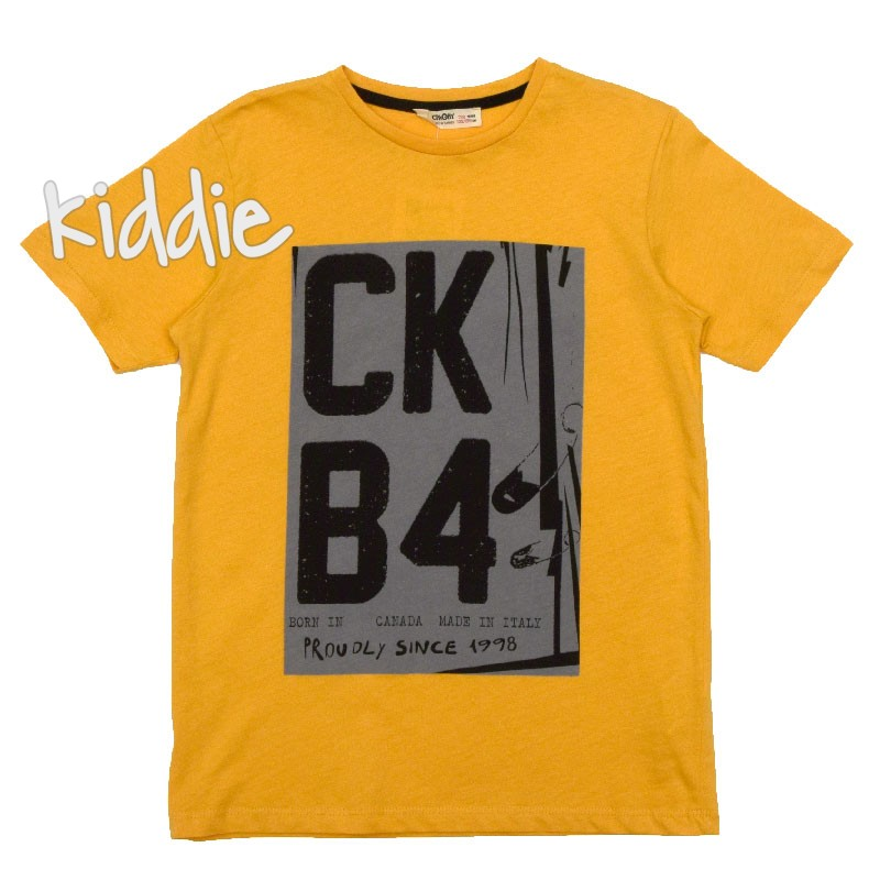 Детска тениска CK 84, Cikoby за момче