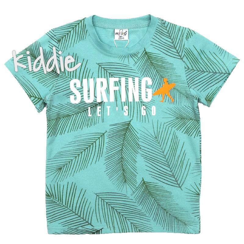Детска тениска Surfung, Ativo за момче