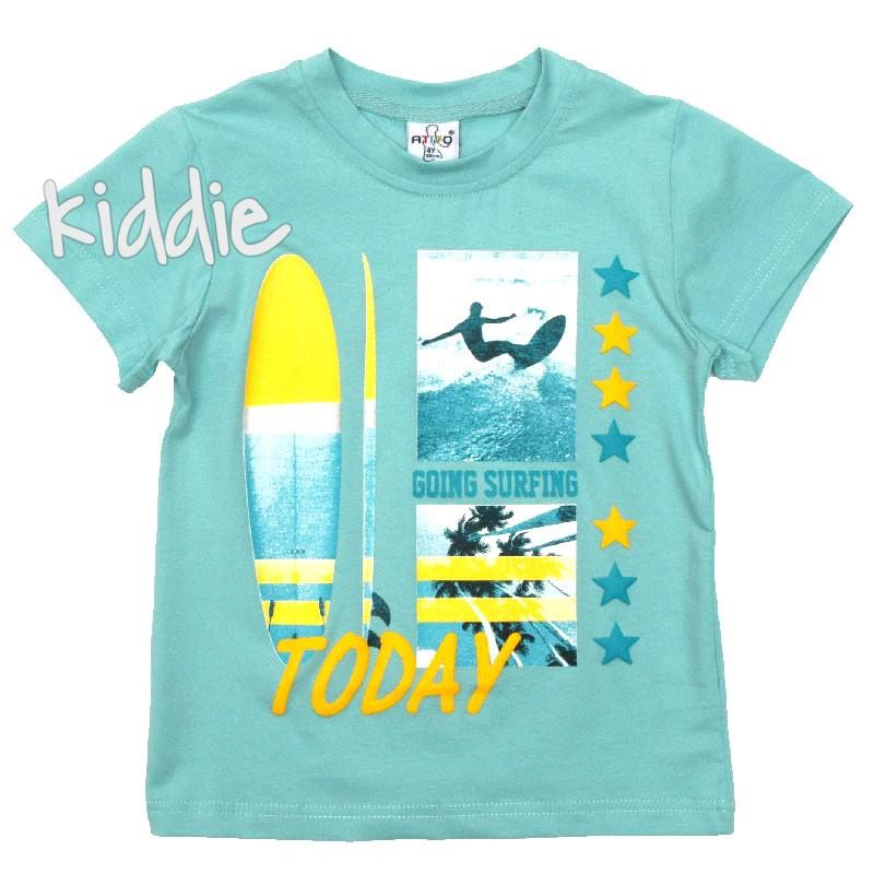 Детска тениска Today, Ativo за момче