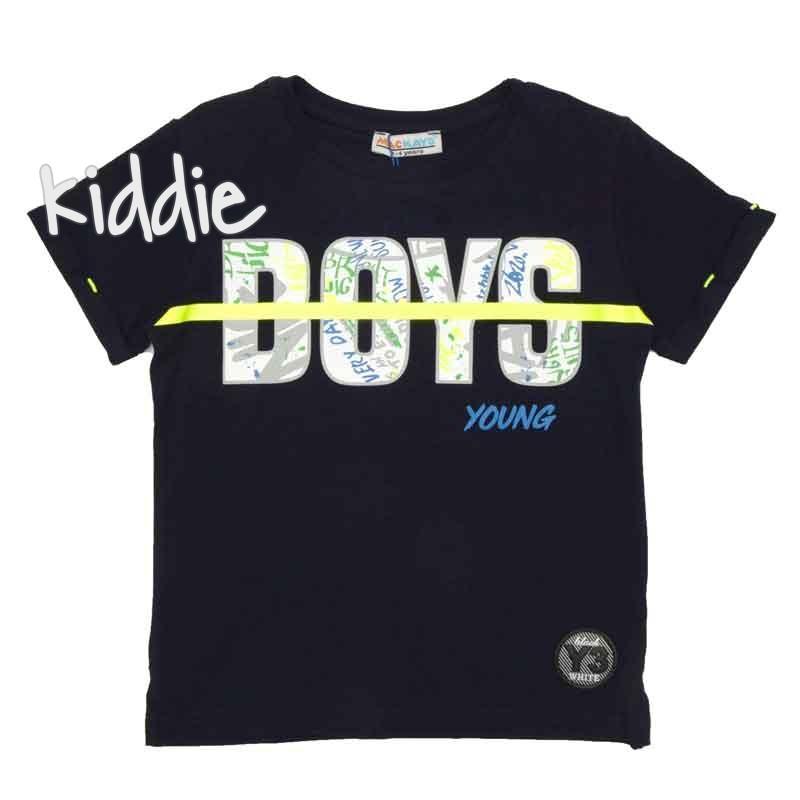 Детска тениска Boys Mackays за момче