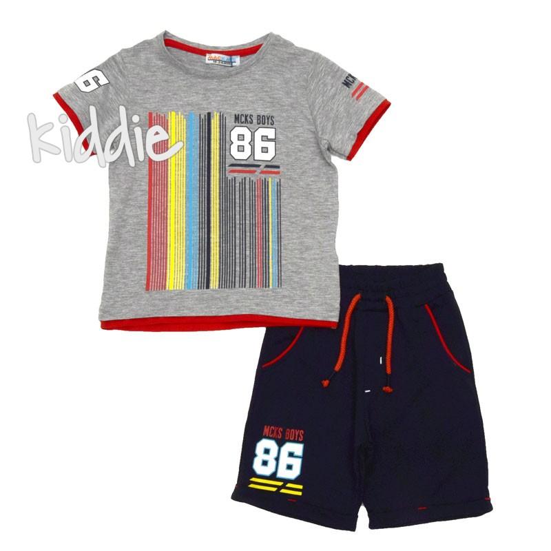Детски комплект за момче Mackays 86
