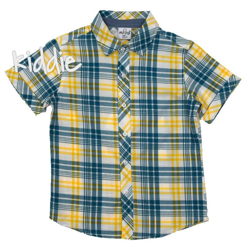 Детска риза Ativo за момче