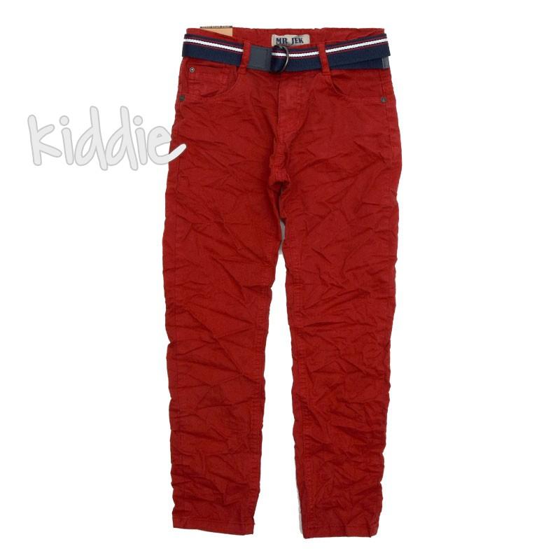 Детски панталон Mr. Jek за момче