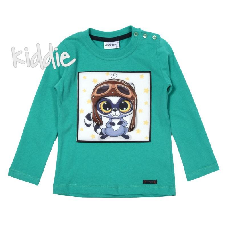 Детска блуза за момче с 3D ефект