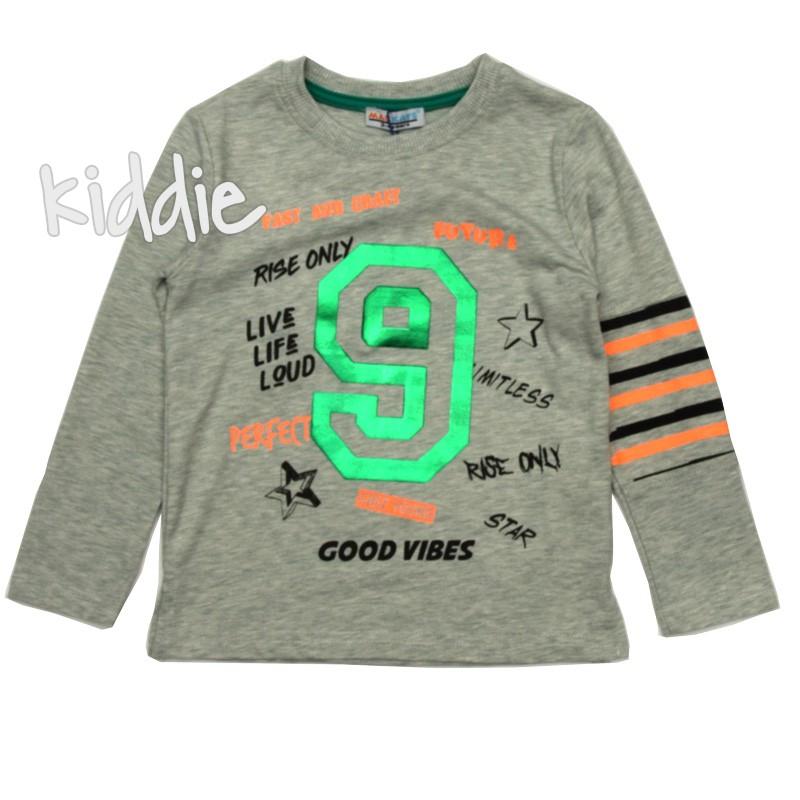Детска блуза за момче 9 Mаckays