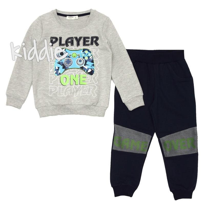 Детски комплект Player Breeze за момче