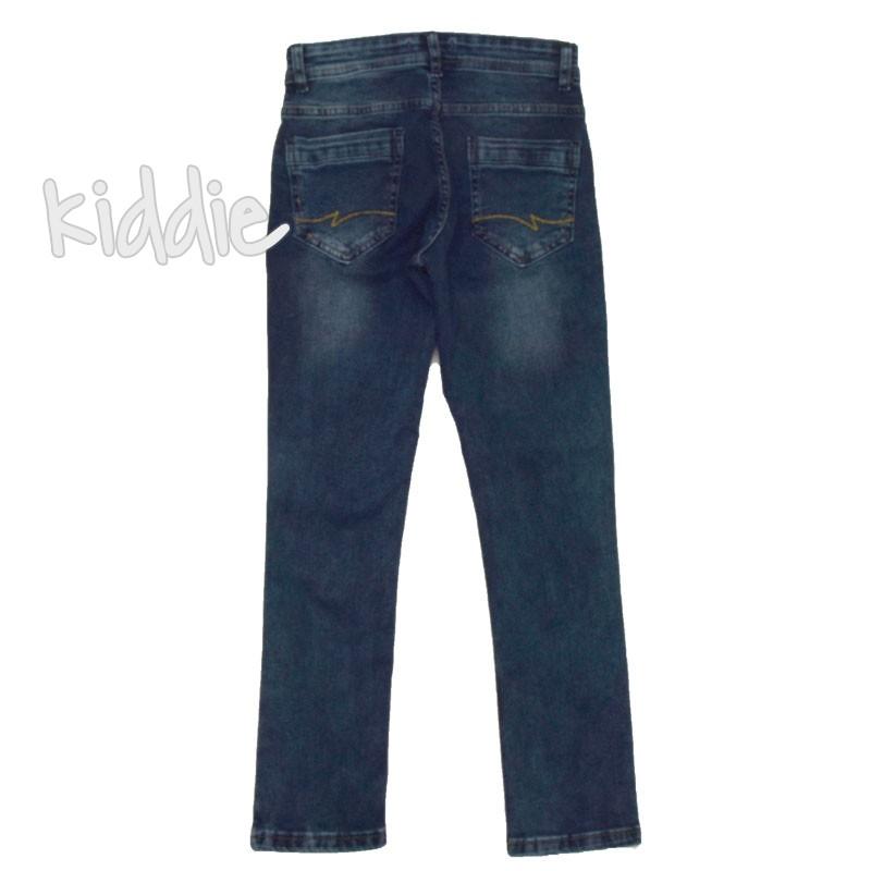 Детски дънки Breeze за момче с джобове