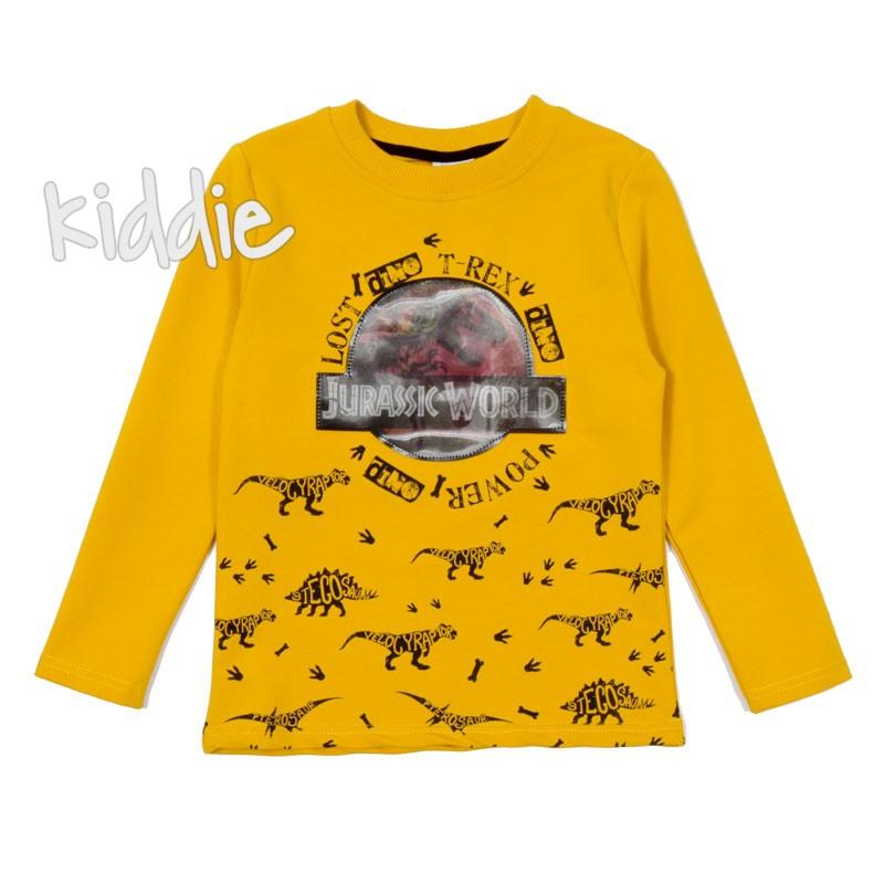 Детска блуза Jurassic World за момче