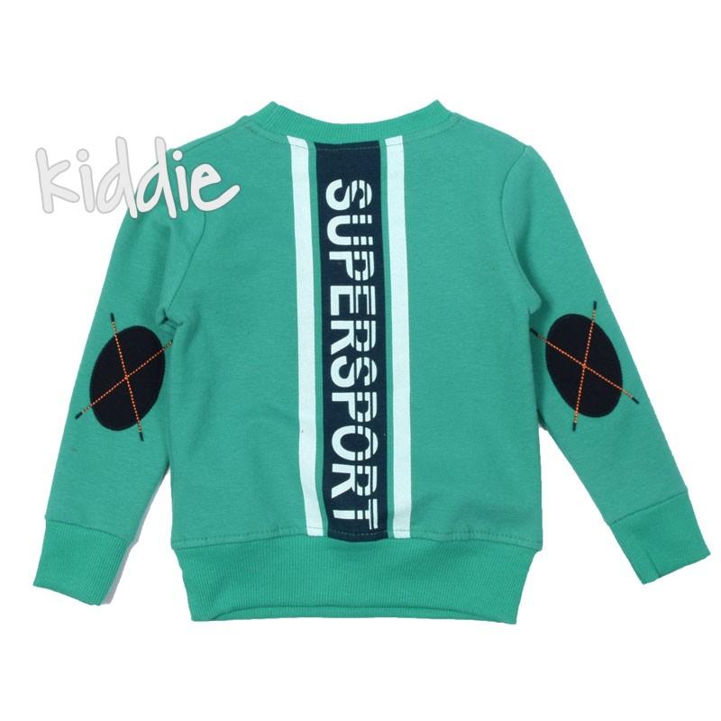 Детска блуза за момче Supersport