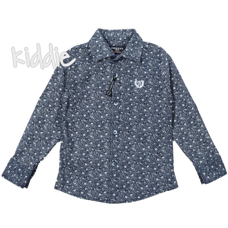Детска риза за момче Breeze