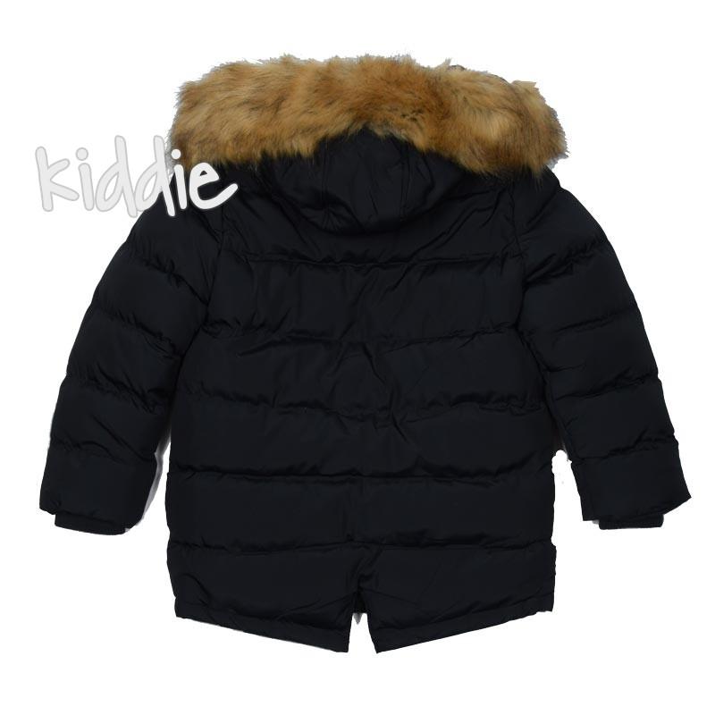 Детско издължено зимно яке за момче New York